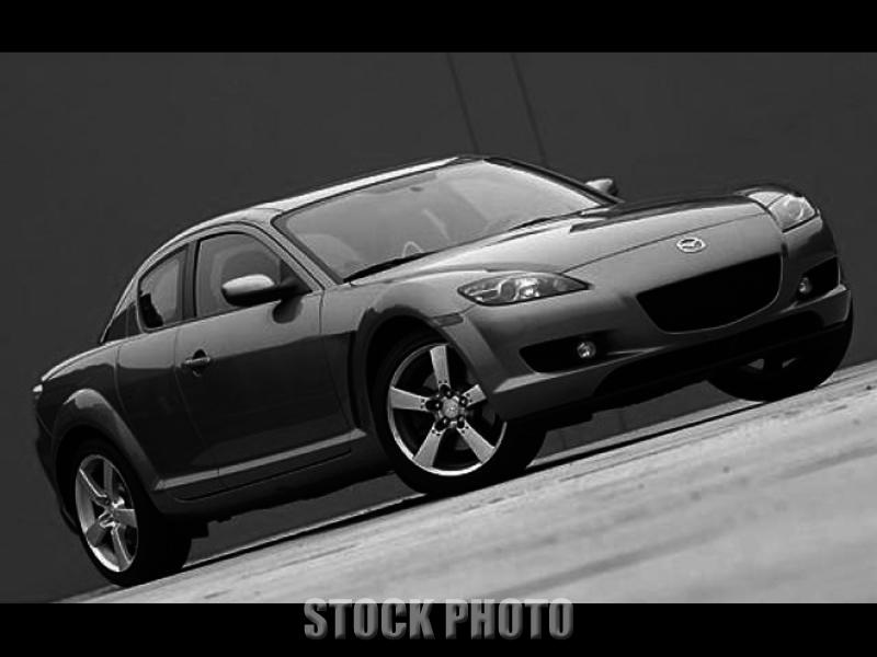 Used 2005 Mazda RX-8 6 Speed Manual
