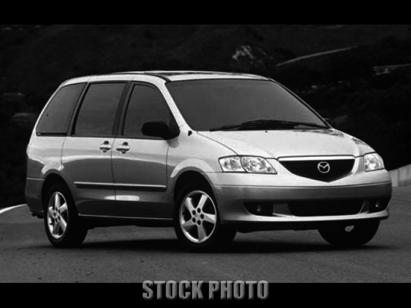 Used 2002 Mazda MPV LX ,1 OWNER !  Black , Well Maintained !!!