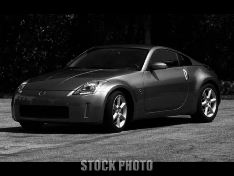 Used 2003 Nissan 350Z 2dr Cpe Manual Trans