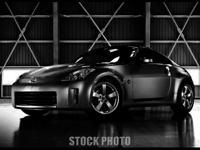 Used 2008 Nissan 350Z Enthusiast
