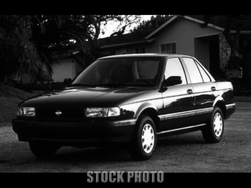 Used 1994 Nissan Sentra 4dr Limited Edition Auto