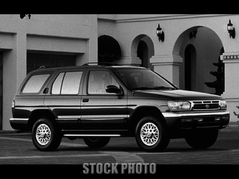 Used 1997 Nissan Pathfinder