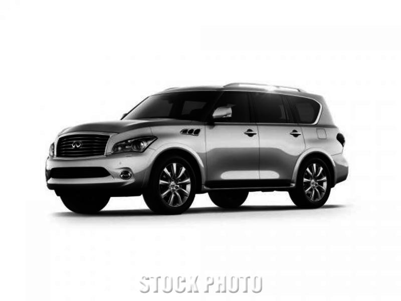 Used 2011 Infiniti QX56 7-passenger