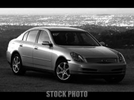 2004 Infiniti G35