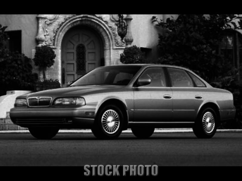 Used 1996 Infiniti Q45 LUXURY PERFORMANCE