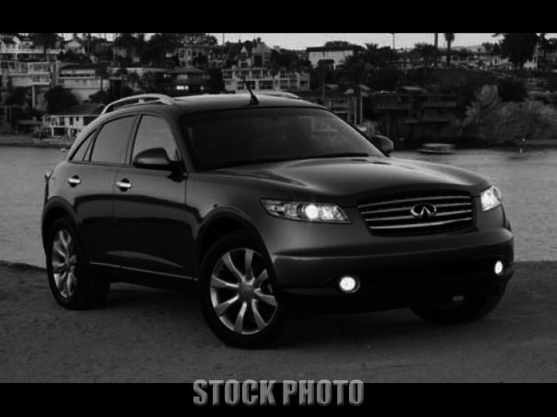 Used 2005 Infiniti FX35 4dr 2WD