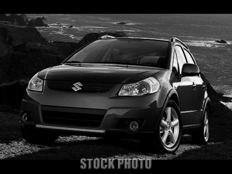 Used 2007 SUZUKI SX4 5DR HB AT
