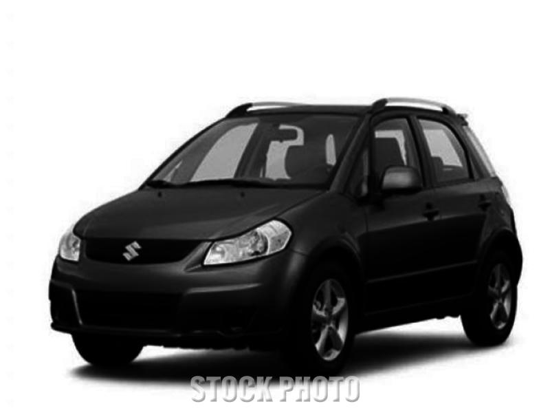 Used 2009 Suzuki SX4 Technology