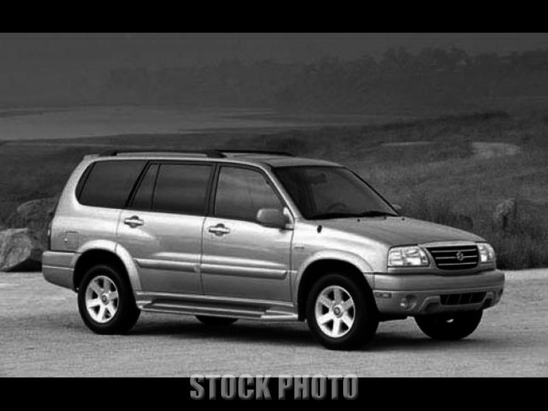 Used 2002 Suzuki XL-7 STANDARD MANUAL