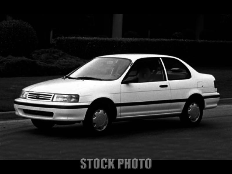 Used 1992 Toyota Tercel STD
