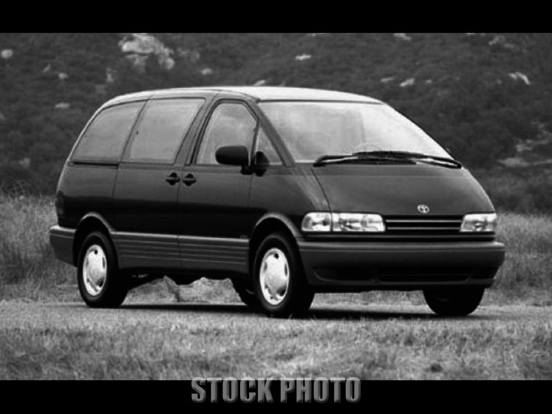 Used 1995 Toyota Previa LE All-Trac