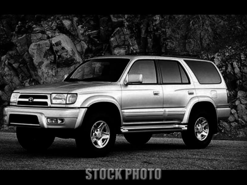 Used 2000 Toyota 4Runner Limited Edition