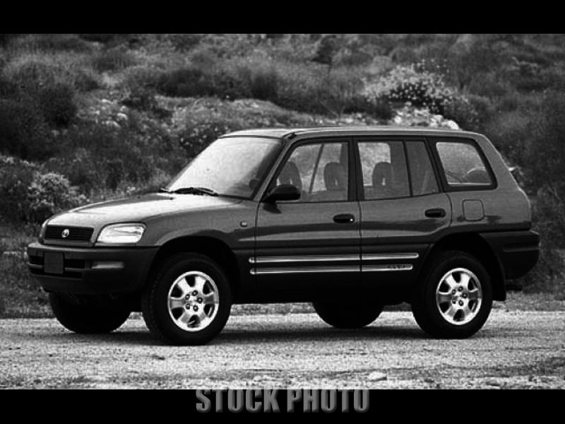 Used 1996 Toyota RAV4 4-Door 2WD
