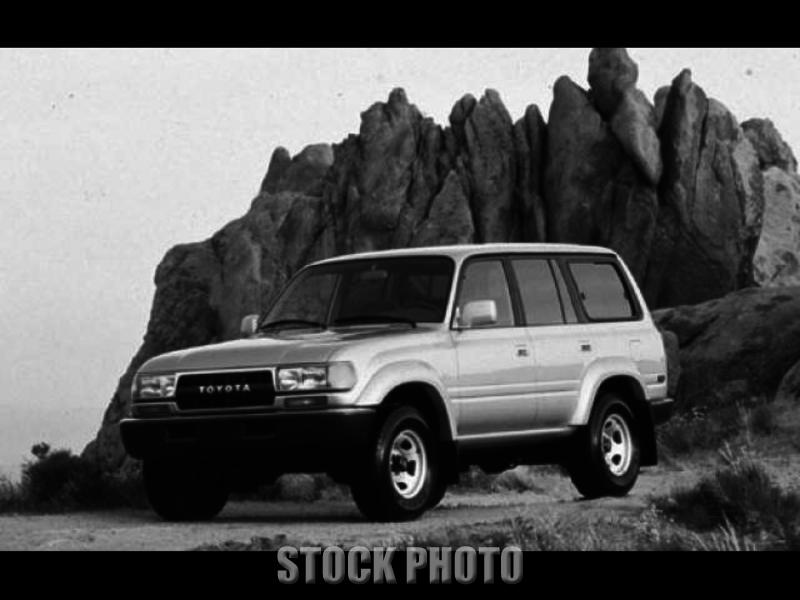 Used 1996 Toyota Land Cruiser 4WD