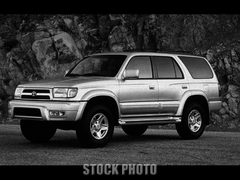 Beautiful 1999 Toyota 4Runner 4WD SR5 Sport Utility 3.4L
