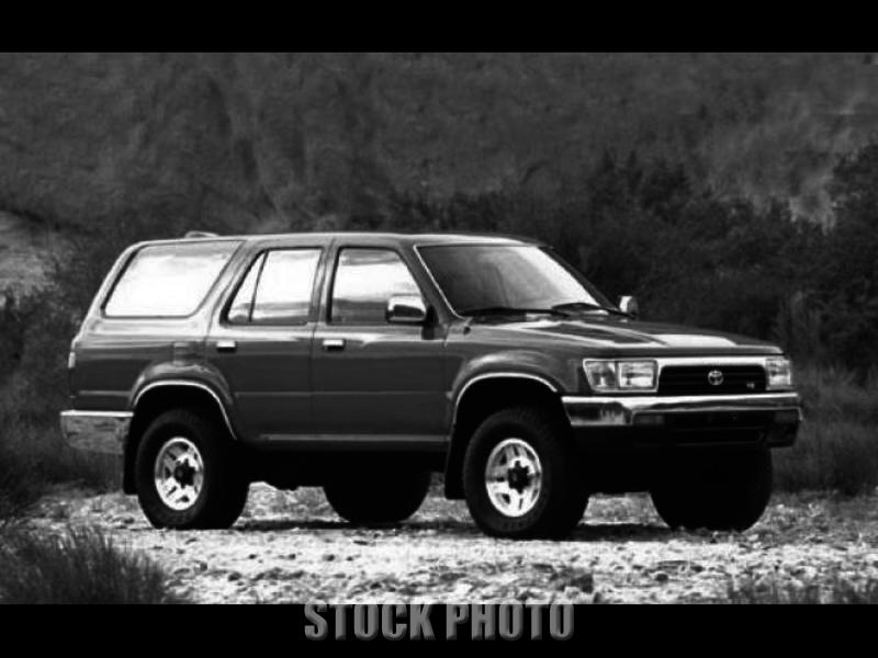 Used 1995 Toyota 4Runner Vn29 Sr5