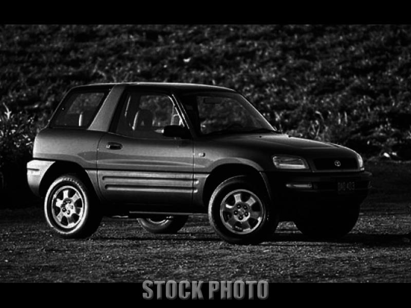 Used 1999 Toyota RAV4 2-Door Soft-Top 2WD