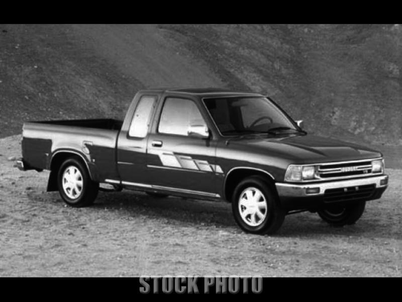 Used 1995 Toyota 2WD Pickups Xtracab 2.4L I4 DX