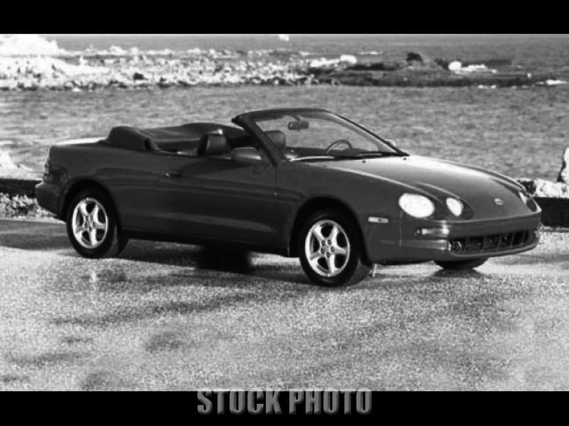 Used 1996 Toyota Toyota GT convertible