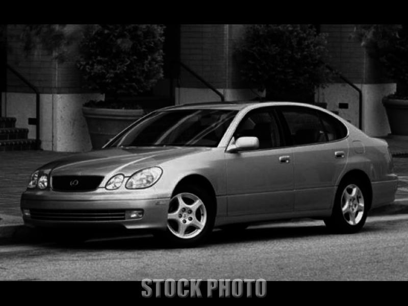 2000 Lexus GS 300 Automatic 4-Door Sedan