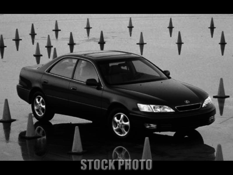 Used 1999 Lexus ES 300 Luxury Sport Sdn ES 300 Sedan 4D