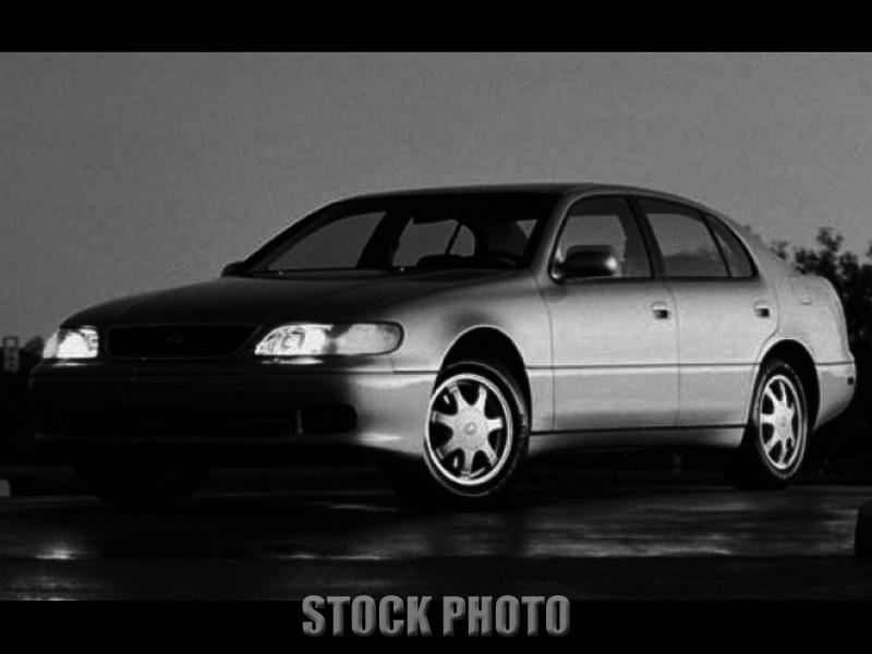 1995 Lexus GS300 Base Sedan 4-Door 3.0L