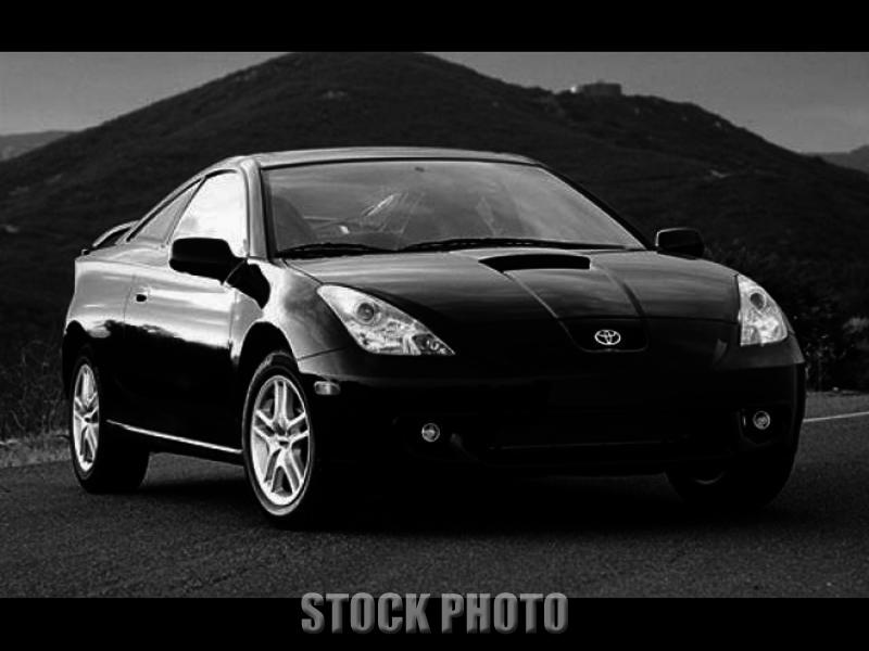 2000 Toyota Celica GT Hatchback 2-Door 1.8L TRD PACKAGE