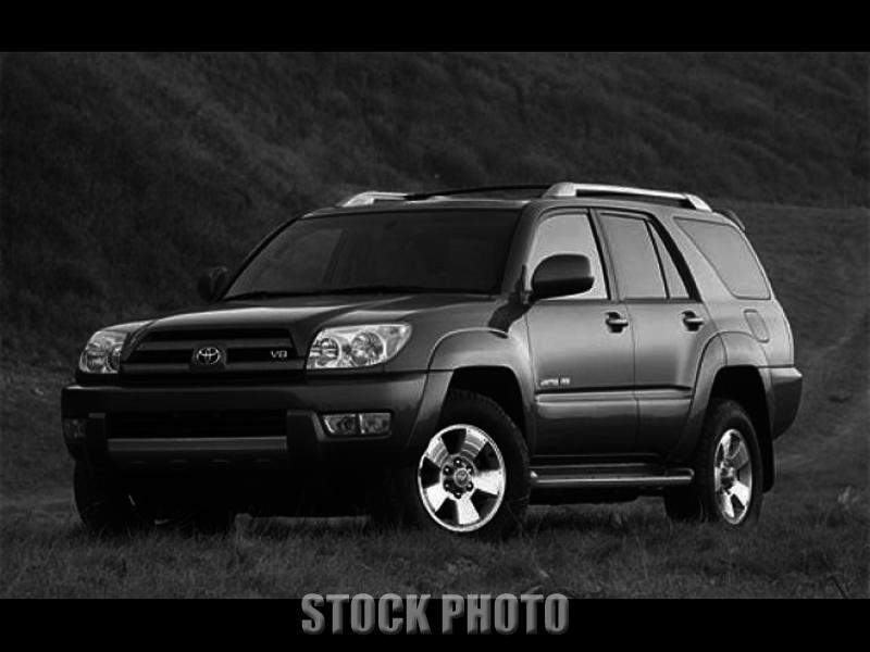 Used 2004 Toyota 4Runner Limited Edition
