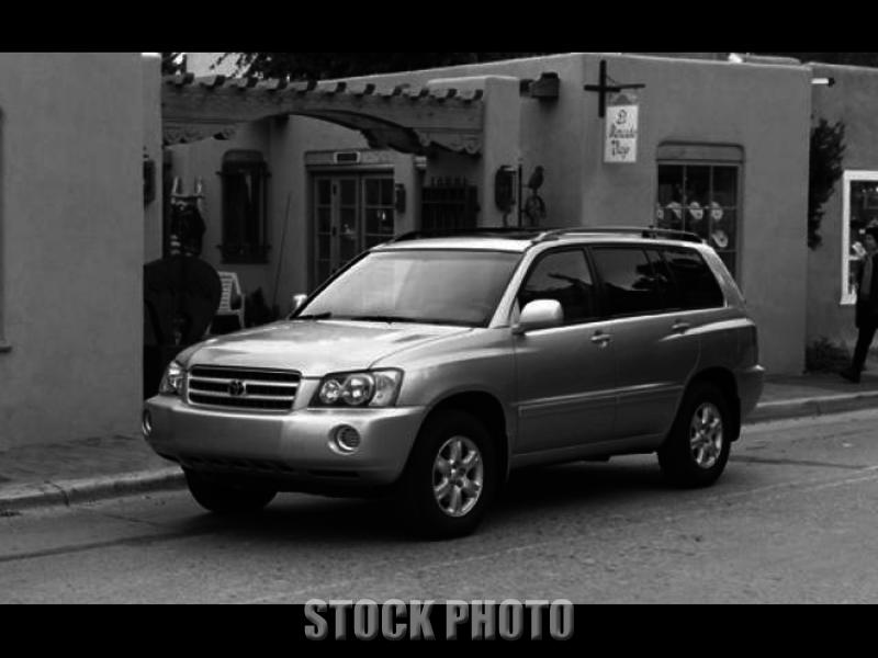 Used 2002 Toyota Highlander 4dr V6 Limited