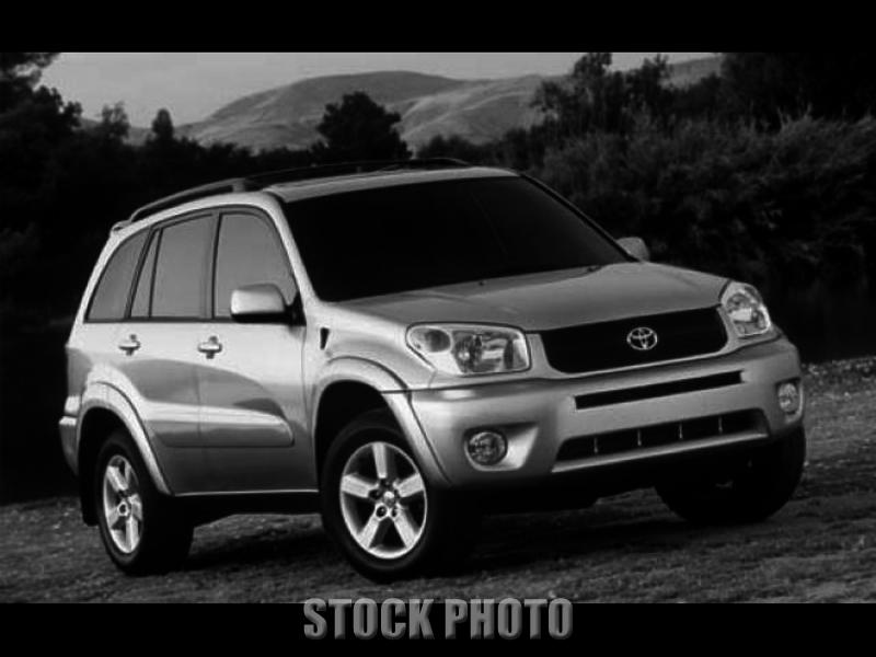 Used 2004 Toyota RAV4