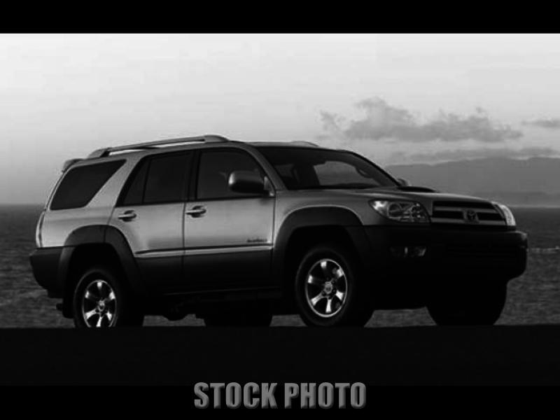 Used 2003 Toyota 4Runner SR5