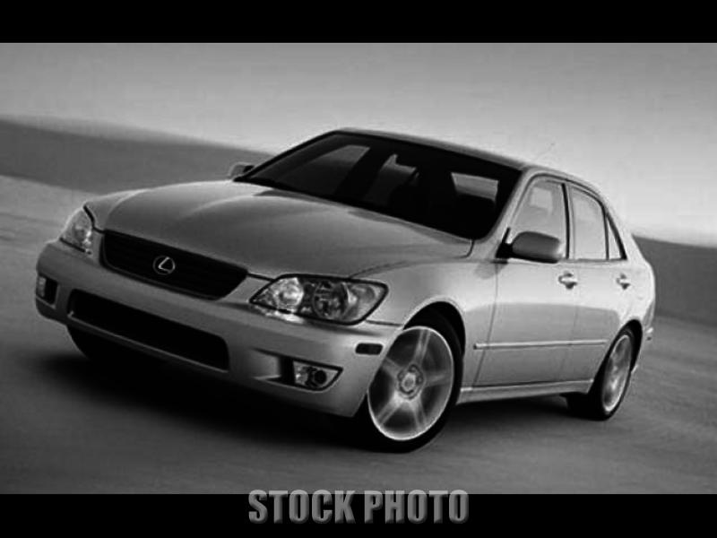Used 2002 Lexus IS 300 AUTO TRANS