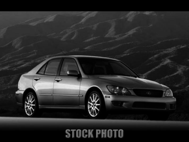 Used 2004 Lexus IS 300