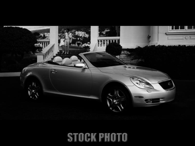 Used 2008 Lexus Sc 430 Convertible