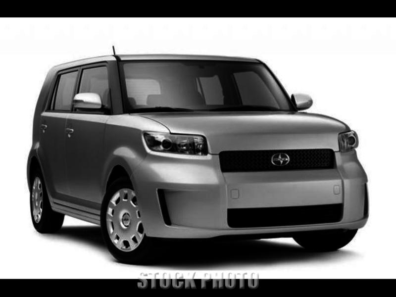 Used 2008 Scion xB 5dr Wgn Man (Natl)