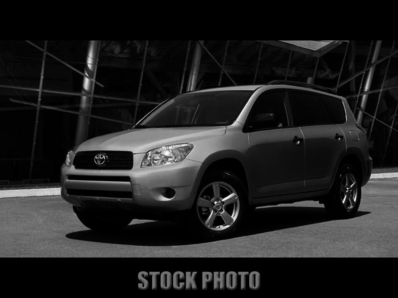 Used 2008 Toyota RAV4 4WD 4dr 4-cyl 4-Spd AT  2.4L 4Cyl