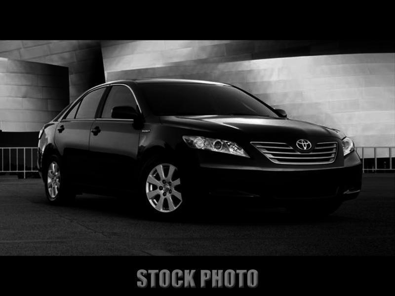 Used 2008 Toyota Camry Hybrid 4DR SDN HYBRID