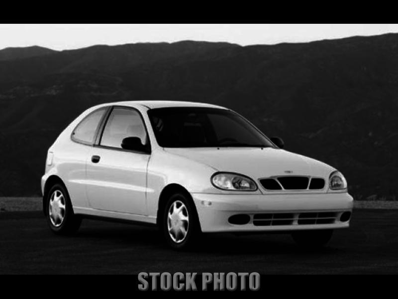 Used 2002 Daewoo Daewoo S Hatchback