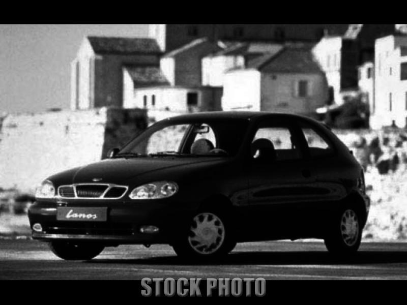 Used 1999 Daewoo Daewoo S Hatchback