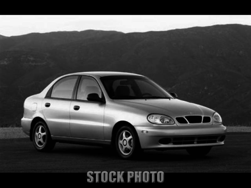 Used 2001 Daewoo Lanos S Sedan