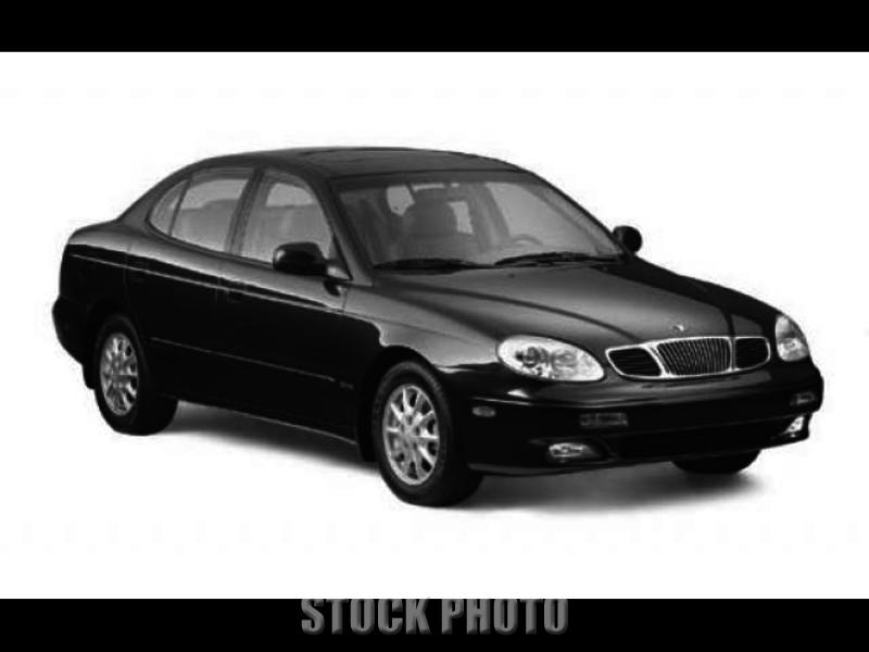 Used 2001 Daewoo Leganza 4dr Sdn Auto