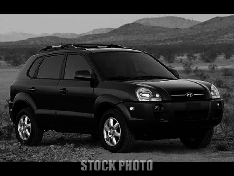Used 2007 Hyundai Tucson GLS