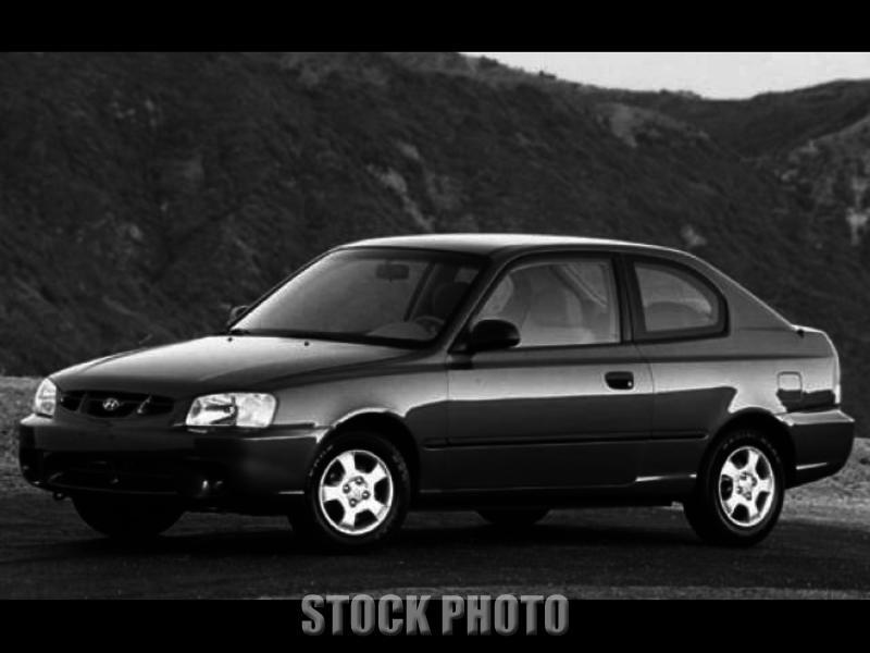 Used 2001 Hyundai Accent L