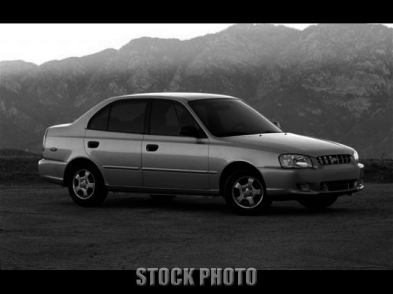 Used 2002 Hyundai Accent GL