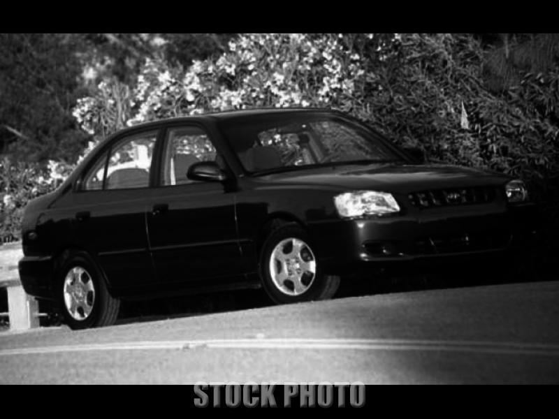 Used 2000 Hyundai Accent GL