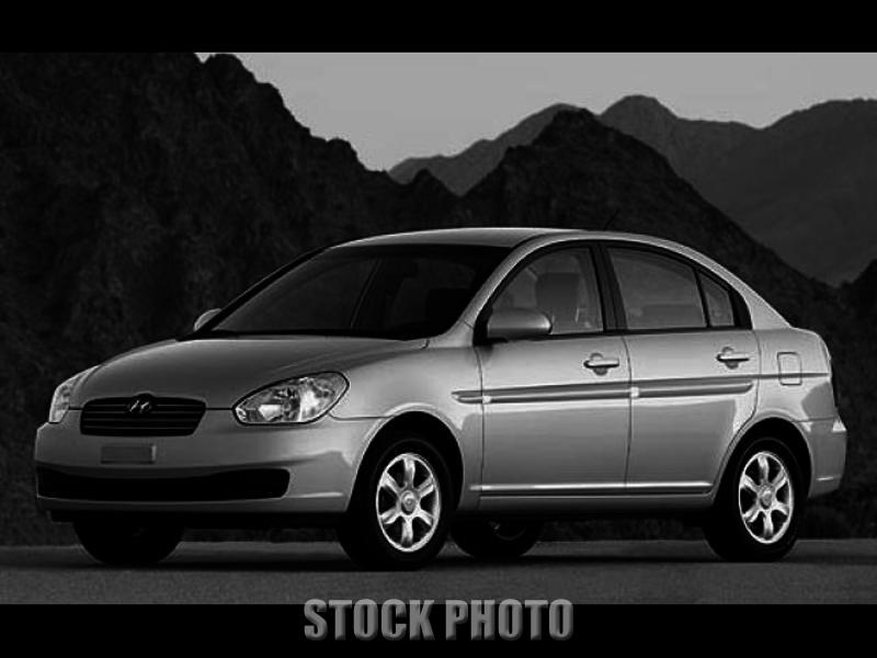 Used 2006 Hyundai Accent 4dr Sdn GLS Manual