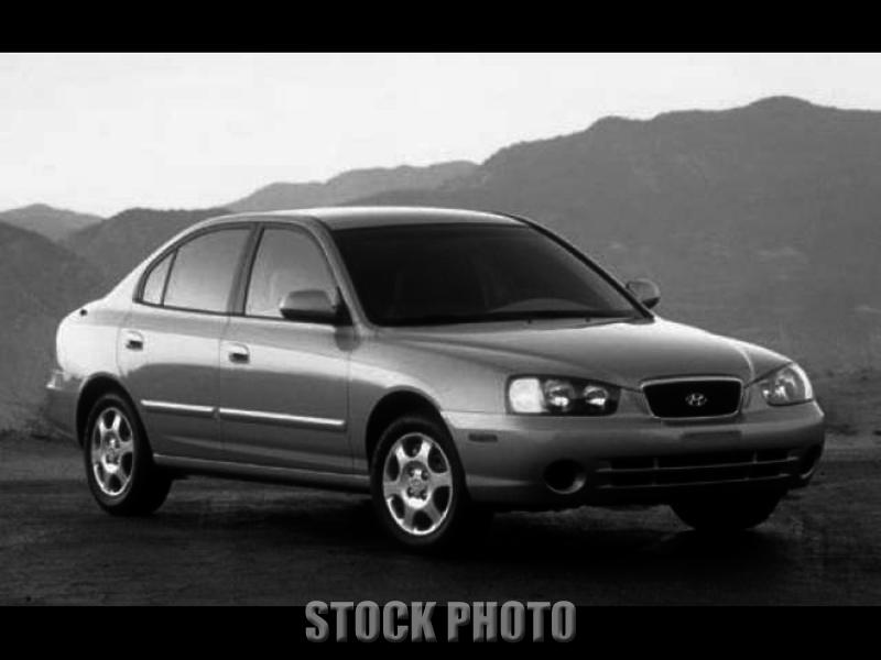 Used 2001 Hyundai Elantra GLS