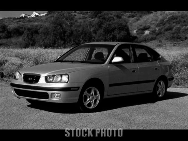 Used 2003 Hyundai Elantra GT