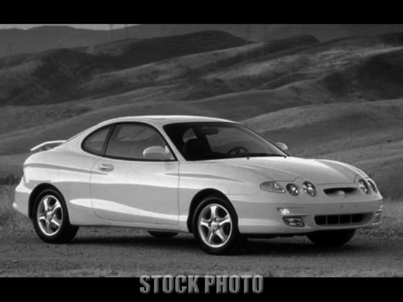 Used 2001 Hyundai Tiburon
