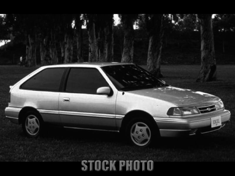 Used 1993 Hyundai Excel GS